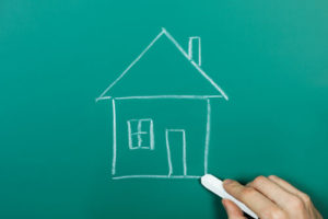 House Drawing, mortgage notes and land contracts